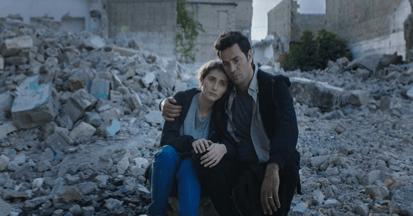 """A scene from the movie """"Flasbellek"""" exhibited on 57th Antalya Golden Orange Film Festival"""