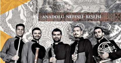 Poster of Anatolian Wind Quintet