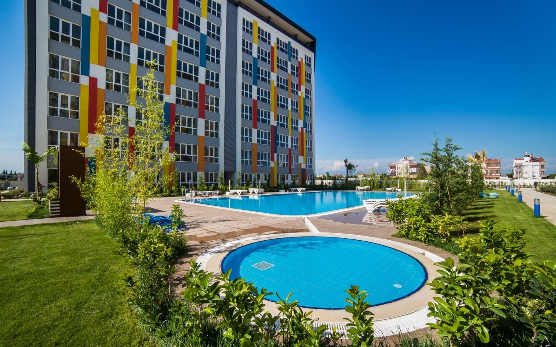 Antalya Residence Cover - Live in Antalya