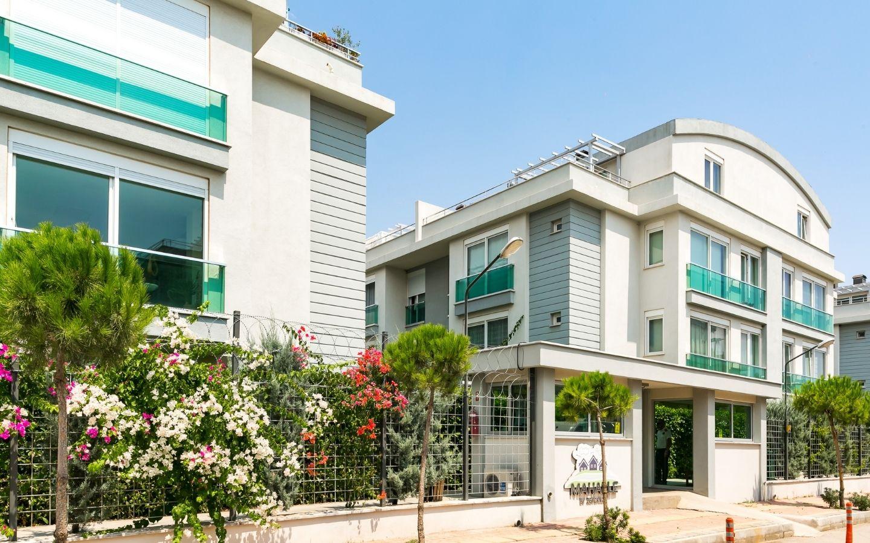 Mahalle Residence Cover - Live in Antalya