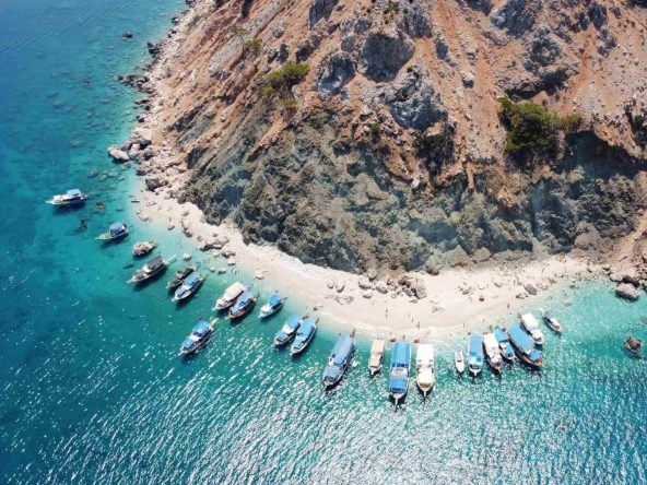 Places to Visit in Antalya - Suluada - Live in Antalya - Cover
